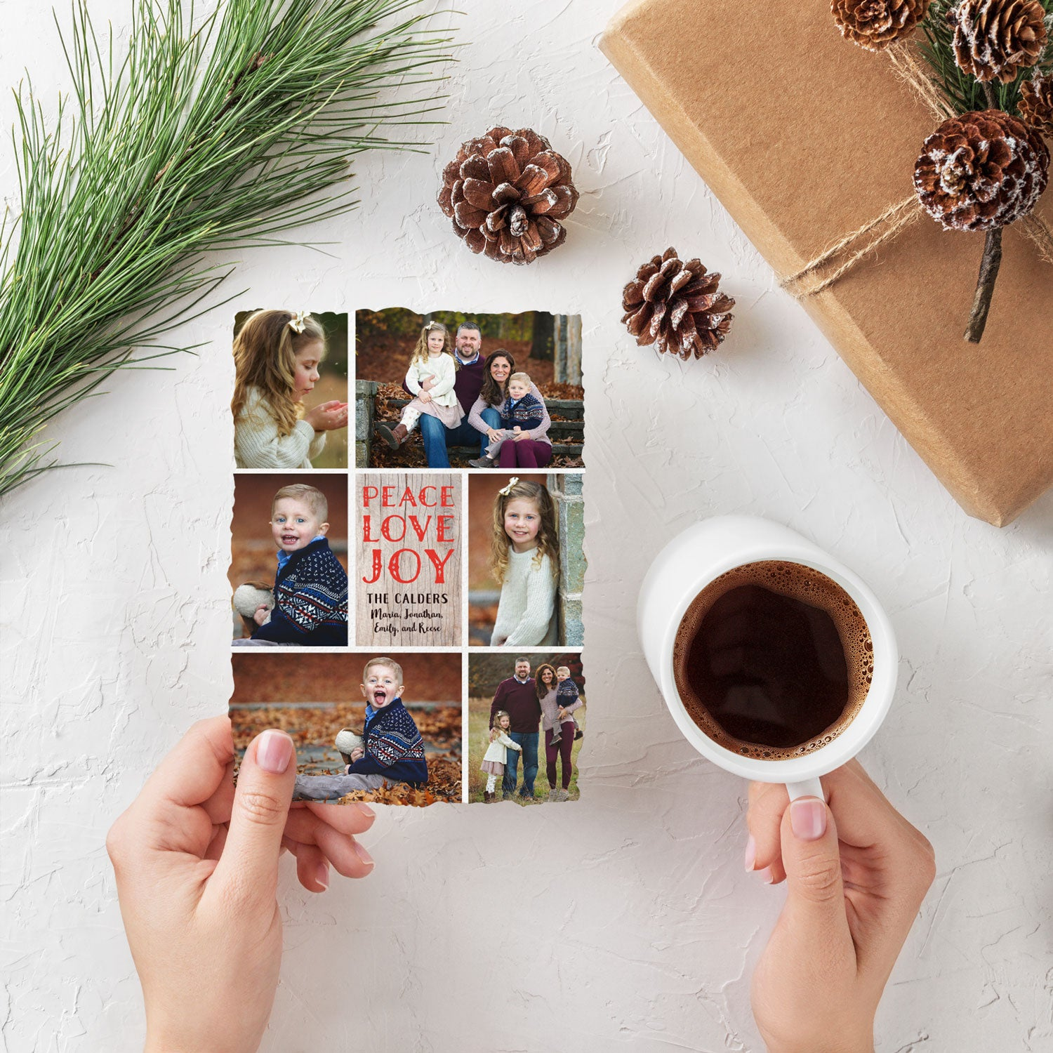 Cabin Placard photo card by Erika Firm for Simply To Impress 2019