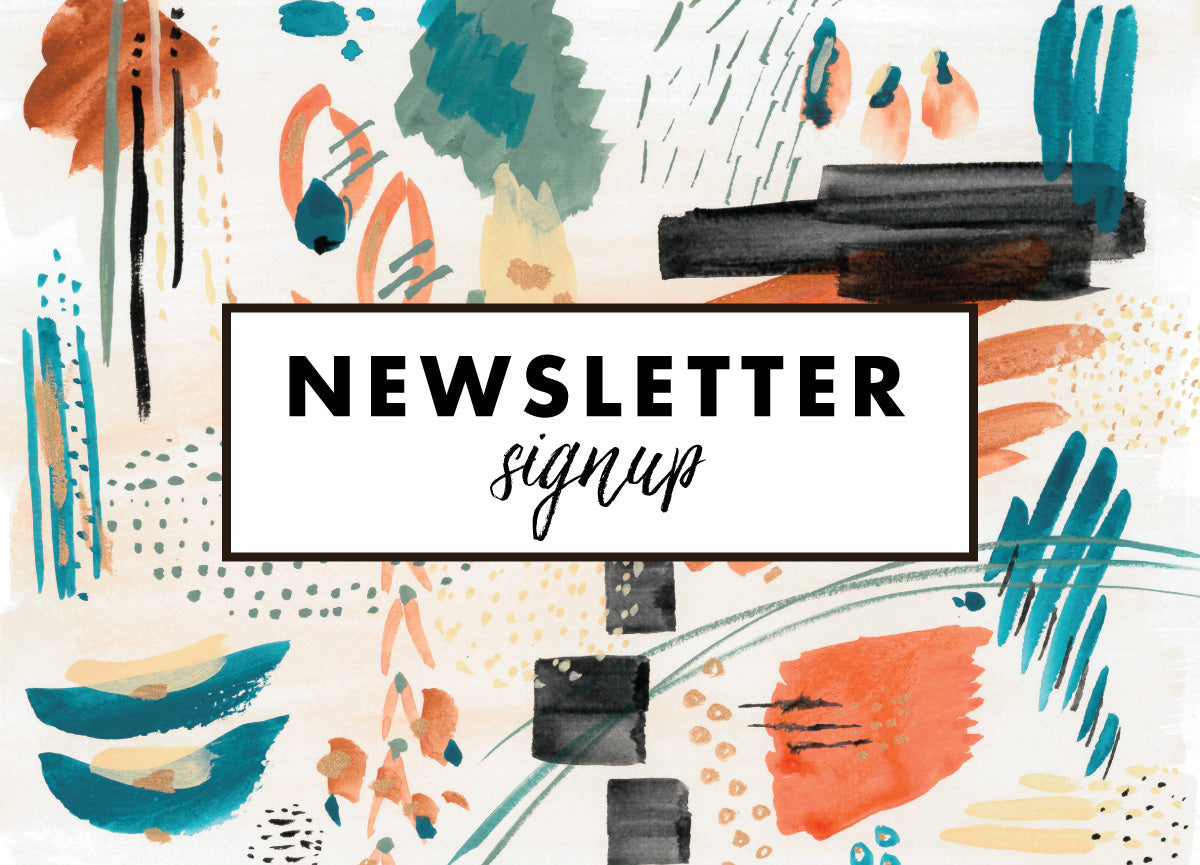 sign up for erika firm's newsletter