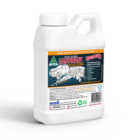 1 Litre <br>Tassie Salmon Machinery Protectant <br>Multi-Buy Pack of 6