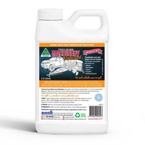 Image of 10 Litre <br>Tassie Salmon Machinery Protectant <br>Marine Grade Protectant