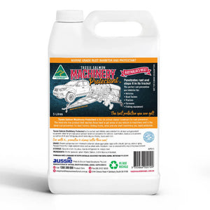 5 Litre <br>Tassie Salmon Machinery Protectant <br>Multi-Buy Pack of 3