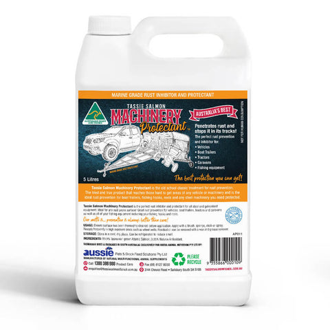 1 Litre <br>Tassie Salmon Machinery Protectant <br>Marine Grade Protectant