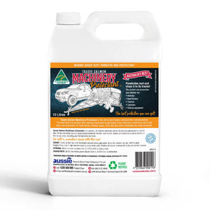 10 Litre <br>Tassie Salmon Machinery Protectant <br>Marine Grade Protectant