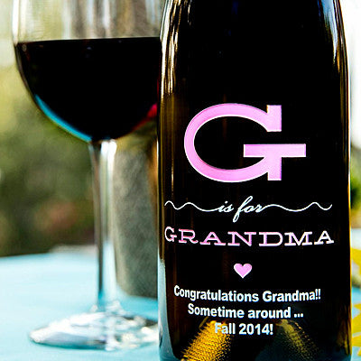 G is for Grandma