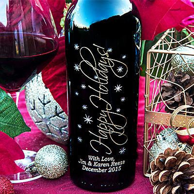 Graceful Happy Holidays - Miramonte Wine Club