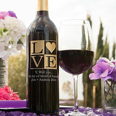 Love Frame with Heart - Miramonte Wine Club