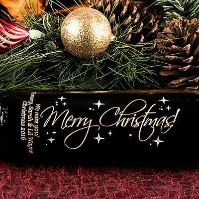 Graceful Merry Christmas - Miramonte Wine Club