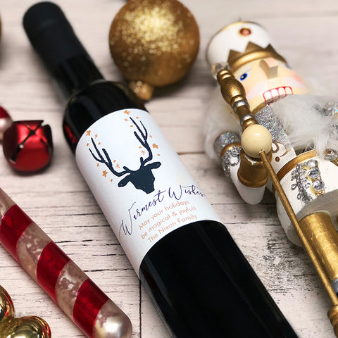 Reindeer Wishes! Olive Oil