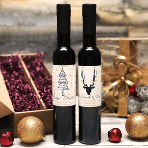 Enchanted Christmas Oil & Vinegar Gift Set