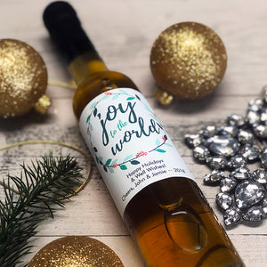 Joy to the World Oil or Vinegar