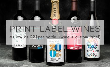 Print Label Wines