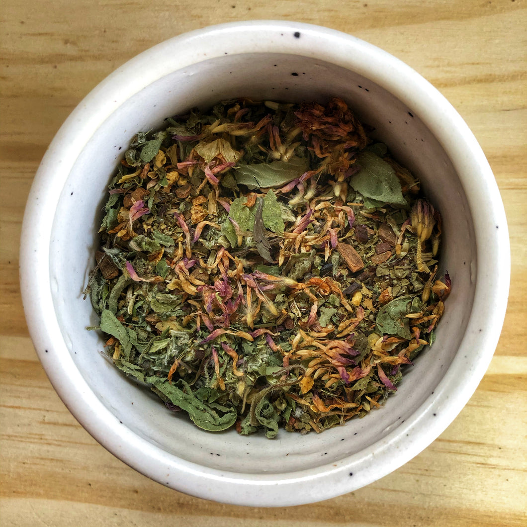 Tide Pool Herbal Tea