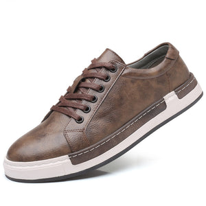 Men's Cow Suede Genuine Leather Shoes
