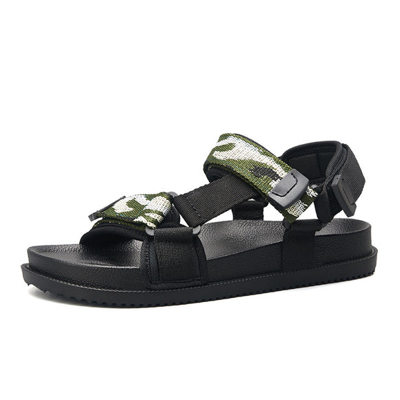 Webbing Slipper Men's Anti-slip Sandals