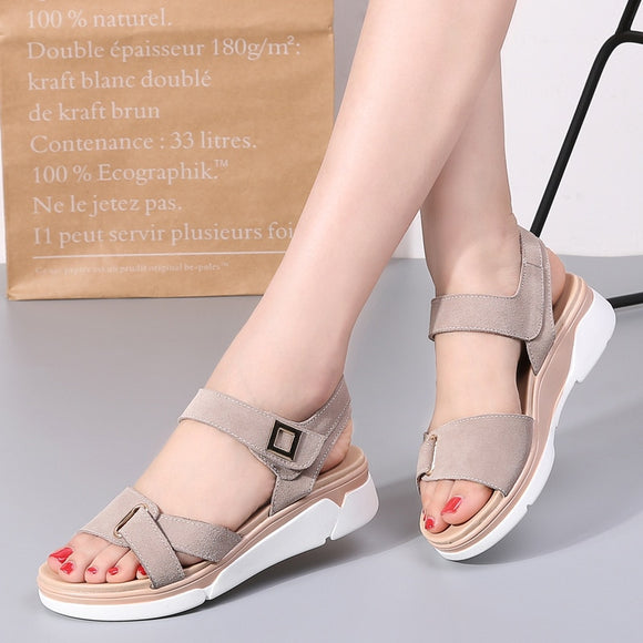 New Style Korean-style Flat Sandals