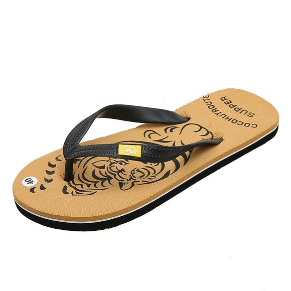 Men's Slippers Korean-style Sandals