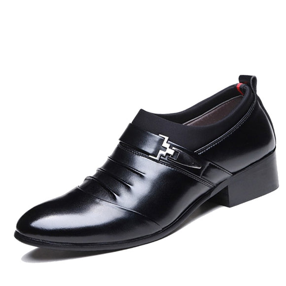 Men's Real Cowhide Leather Shoes