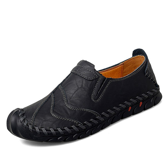 Genuine Leather Men's Loafers Shoes