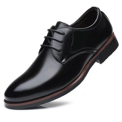 Men's Lace up Leather Shoes