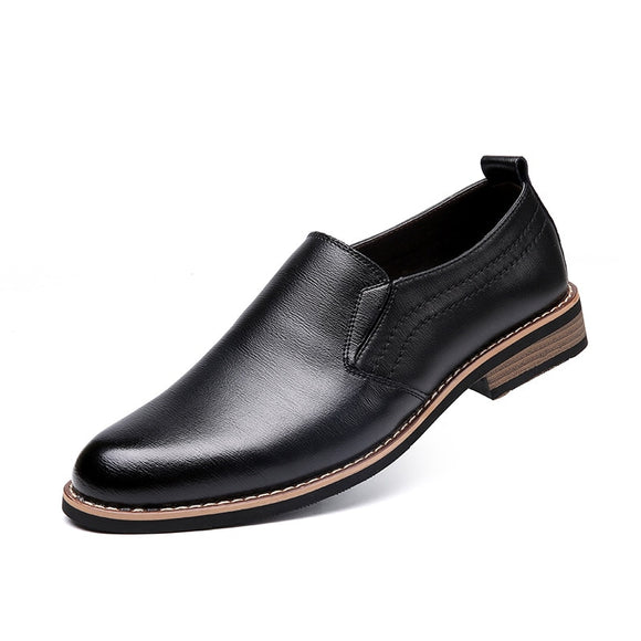 Breathable Soft Driving Men's Shoes