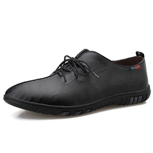 Men's Business Dress Lace Up Shoes