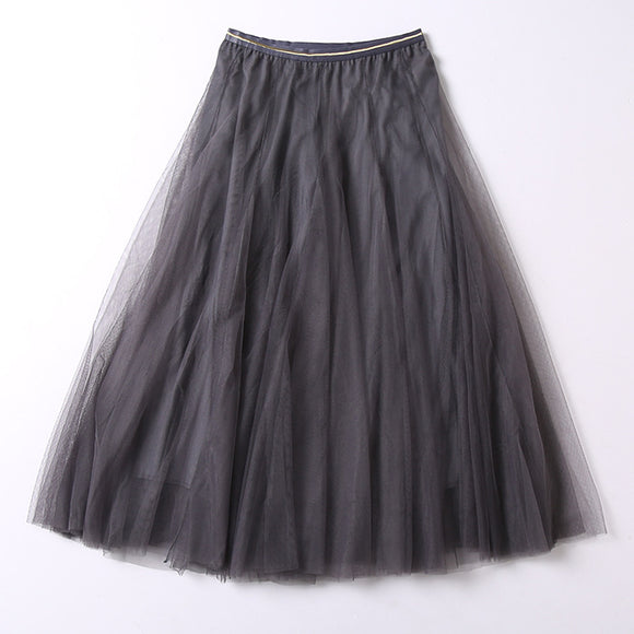 High-Waist Slimming Fashion Skirt