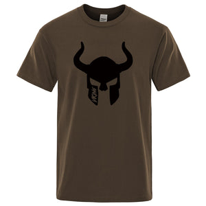 Cotton Men's Fashion Streetswear T-Shirt