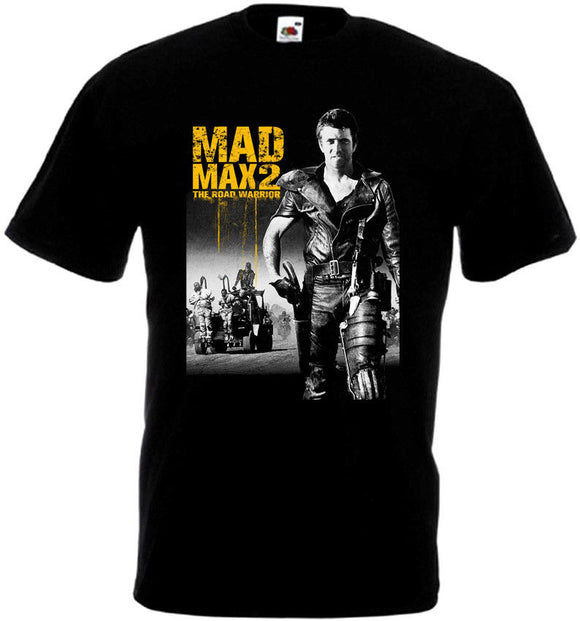 The Road Warrior Movie Poste T-Shirt