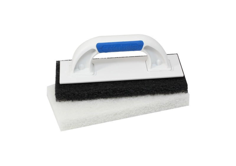 Tiling Velcro Float + 2 Pads for Epoxy Grout Cleaning (G18)