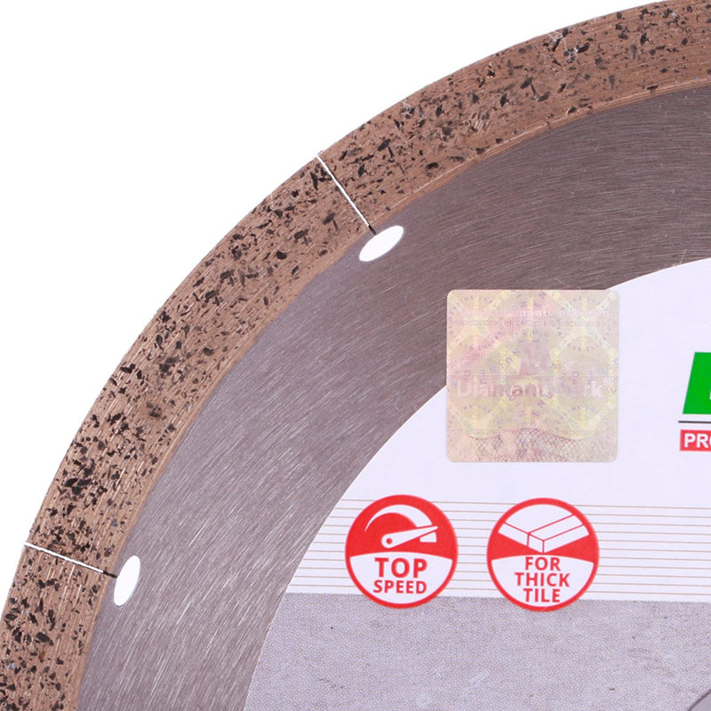 DISTAR Diamond Cutting Blade 7D 1A1R HARD CERAMICS ADVANCED Ø115-350