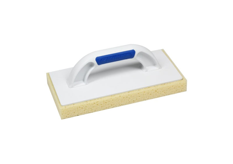 Plastic Grout Float 140x280mm with Incised Hydro Sponge (G17)