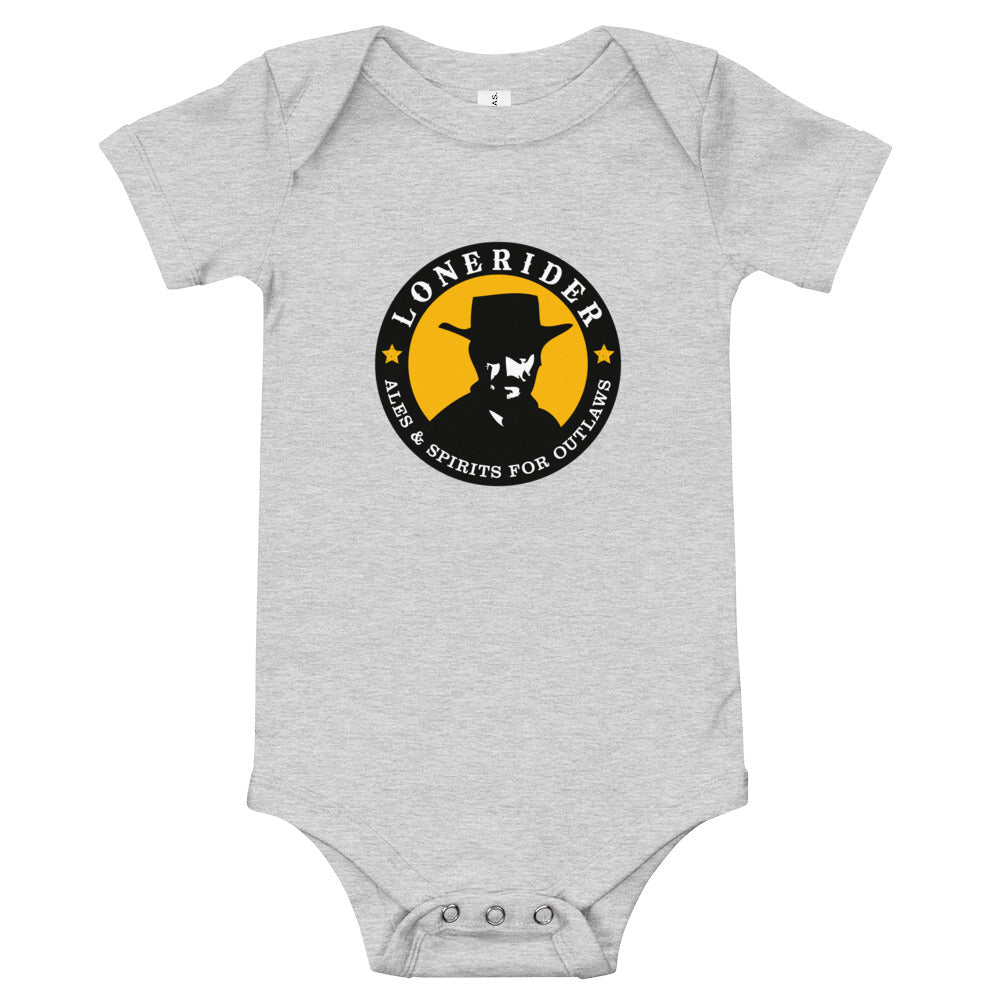 Baby short sleeve one piece