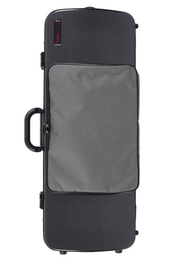 HIGHTECH OBLONG VIOLA CASE WITH POCKET
