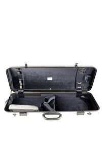 HIGHTECH OBLONG VIOLA CASE COMPACT SIZE WITHOUT POCKET