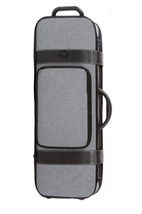 GREY FLANNEL HIGHTECH OBLONG VIOLA CASE