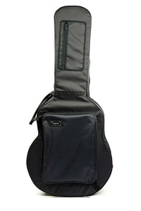 HOUSSE AVION POUR ÉTUI GUITARE DREADNOUGHT HIGHTECH - NOIR