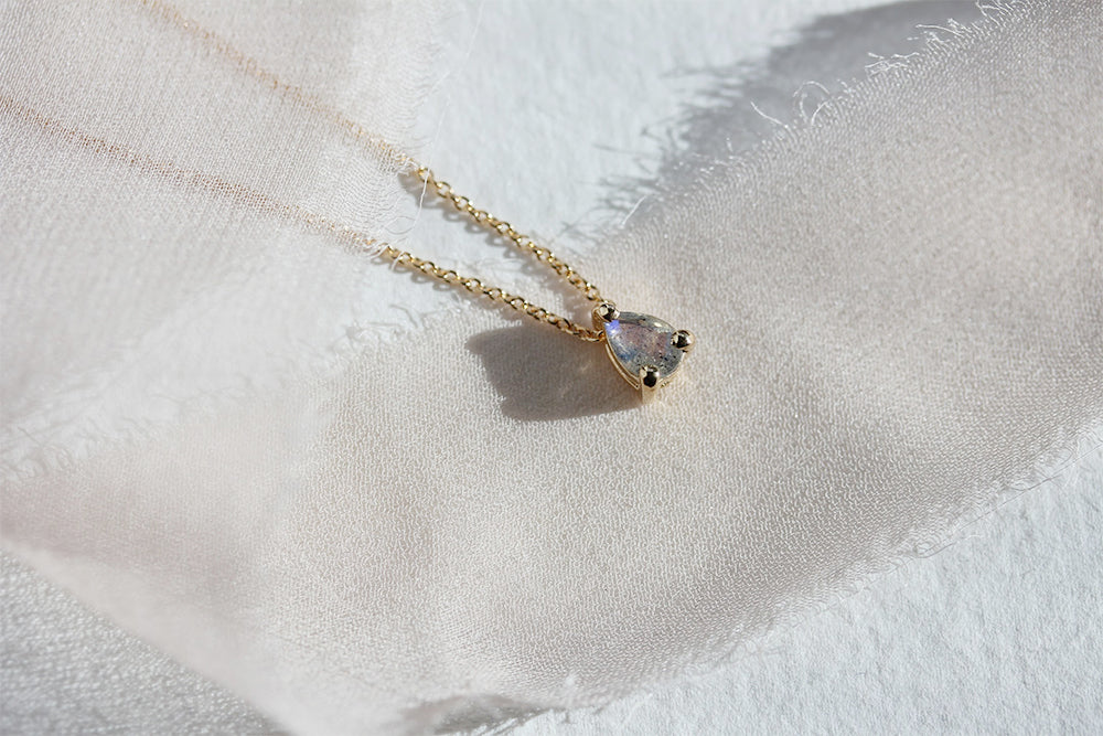 Labradorite Trouvaille Necklace