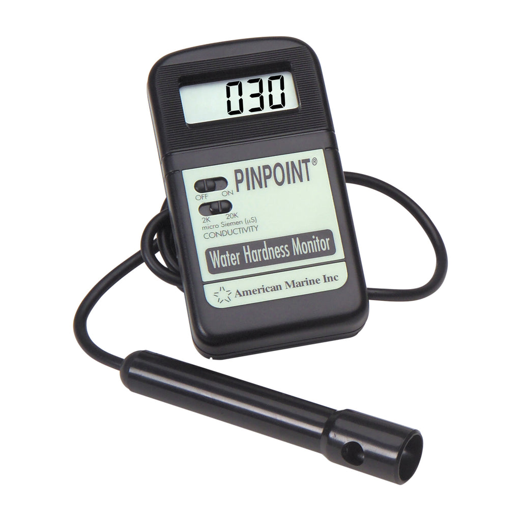 <i>PINPOINT</i>® Water Hardness Monitor