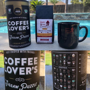 Coffee & Puzzle Pack