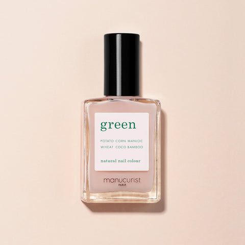 Pale Rose Vernis Green