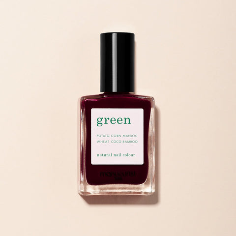 Hollyhock Vernis Green