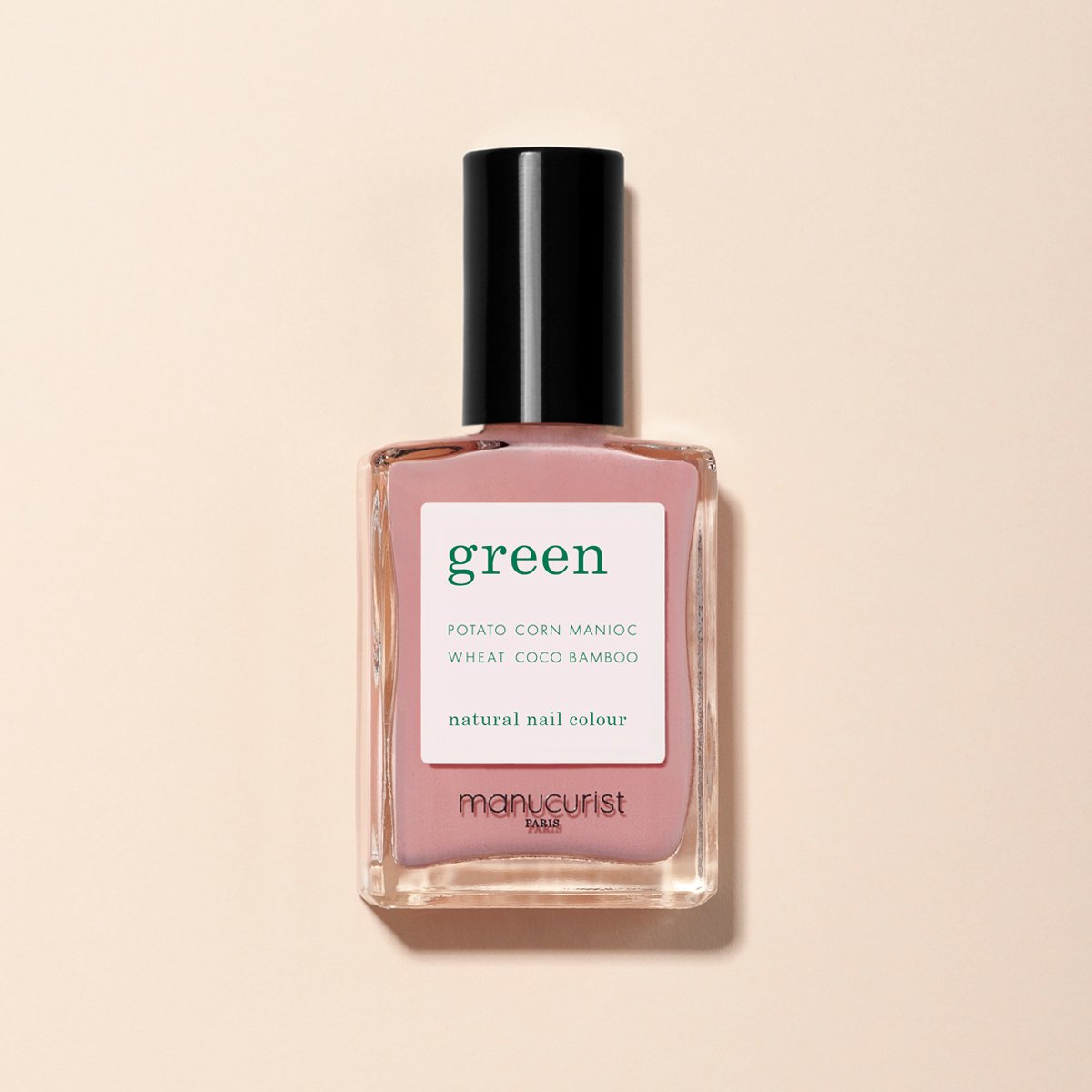 Old Rose Vernis Green