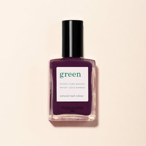 Purple Splinel Vernis Green