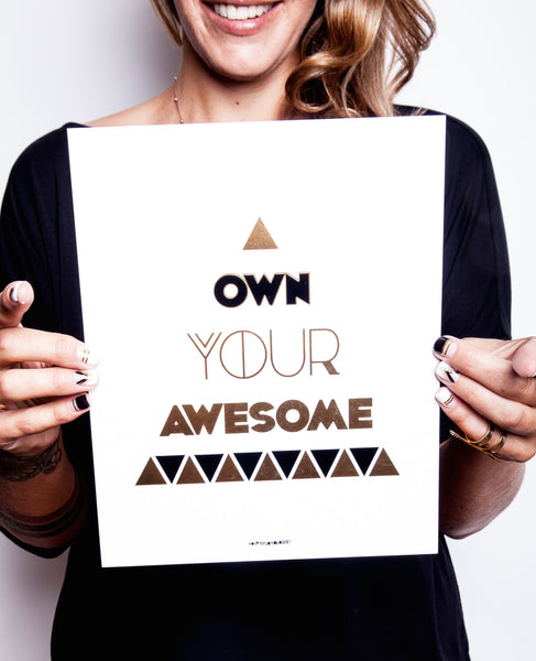 Own Your Awesome™