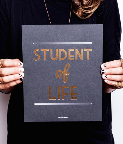 Student of Life