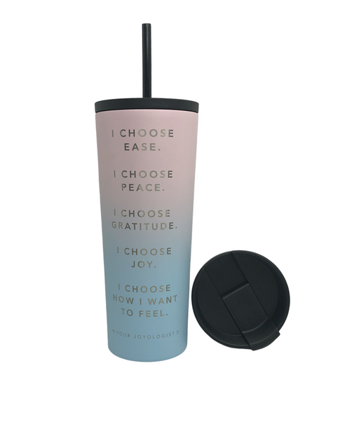 I choose - Insulated Tumbler **LIMITED AVAILABILITY**