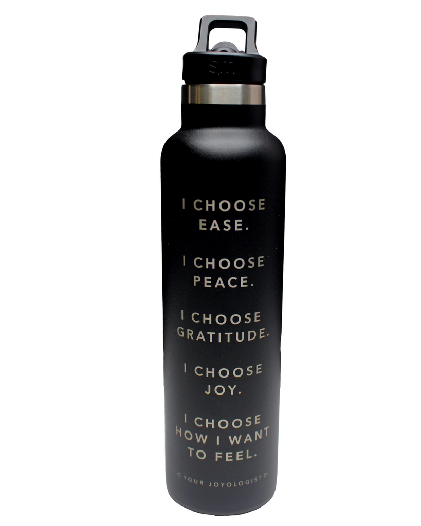 I CHOOSE - Water Bottle
