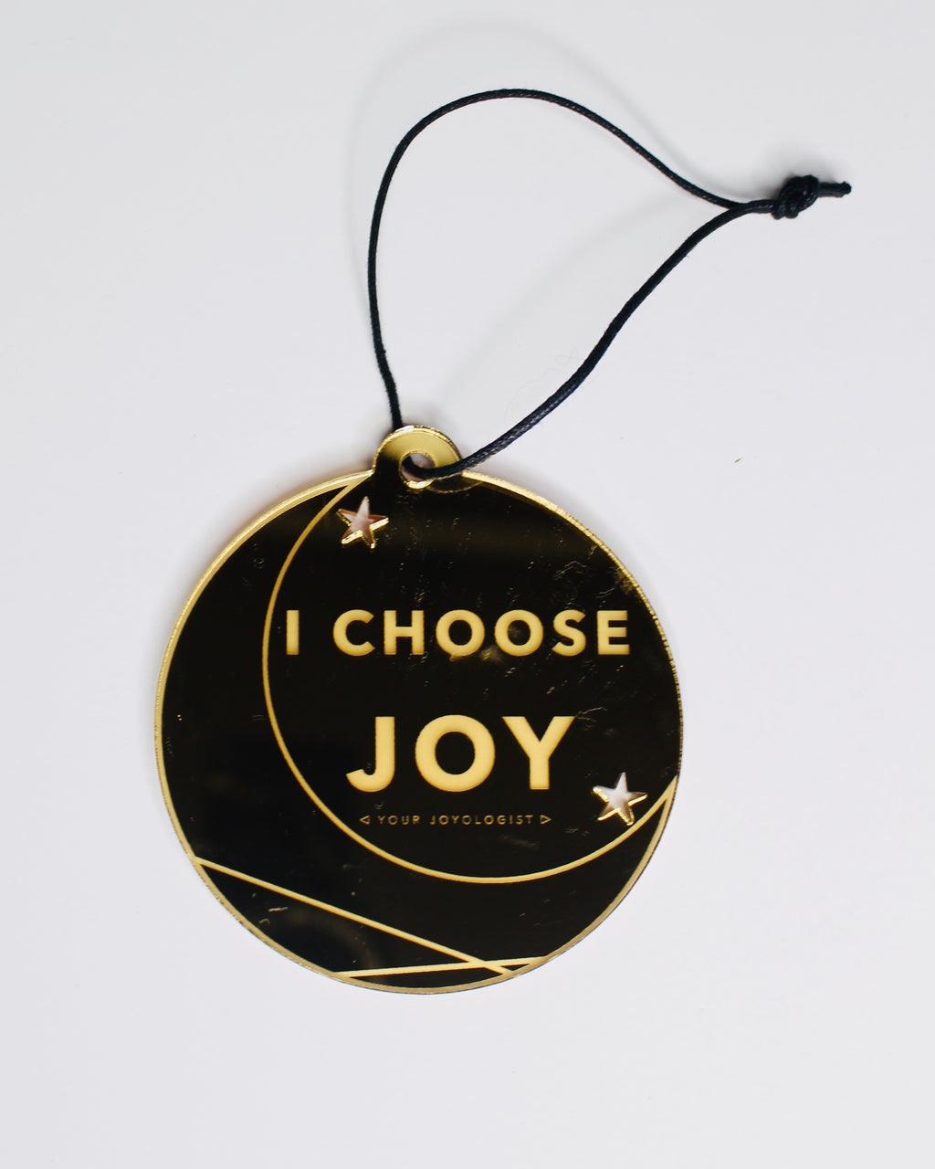 "I Choose Joy *special edition"" Ornament"
