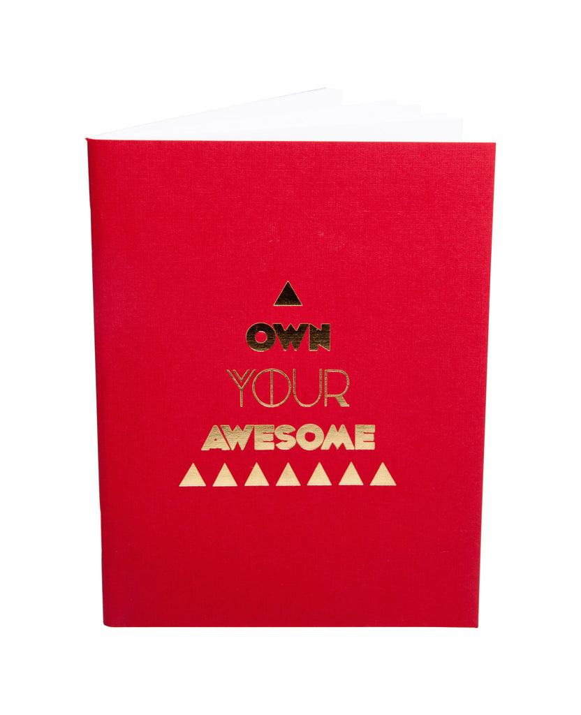 Own Your Awesome® - Mini Journal