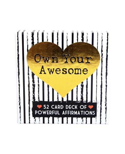 Own Your Awesome® Affirmation Deck